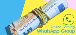 Earning WhatsApp Group Link
