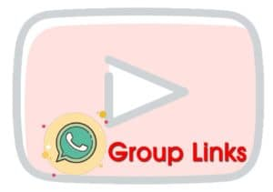 YouTube WhatsApp Group Links 2021