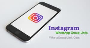Instagram WhatsApp Group Links
