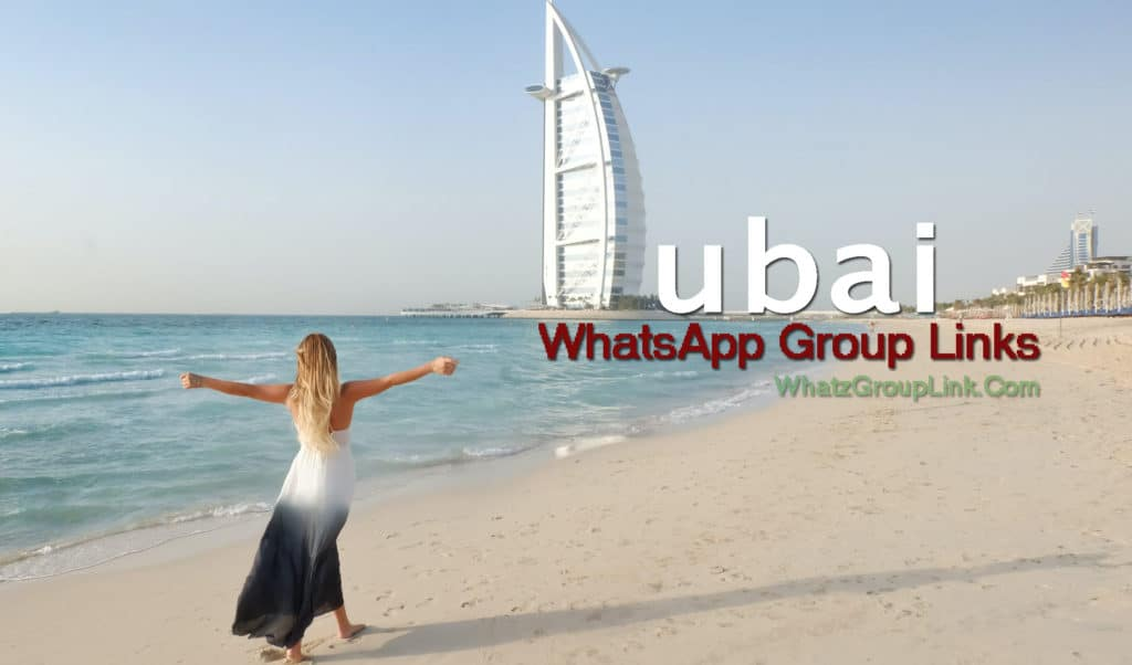 Dubai WhatsApp Group Links
