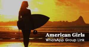 American Girls WhatsApp Group