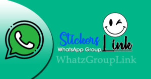 Stickers WhatsApp Group Link